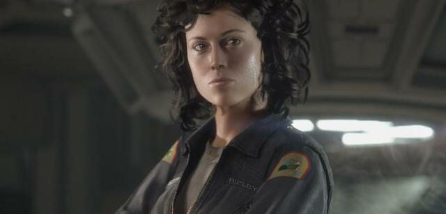 Sigourney Weaver als digitale Ellen Ripley