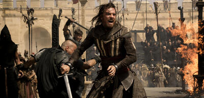 Assassin's Creed mit Michael Fassbender