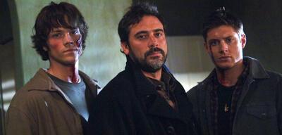 Supernatural, mit Jared Padalecki, Jeffrey Dean Morgan & Jensen Ackles