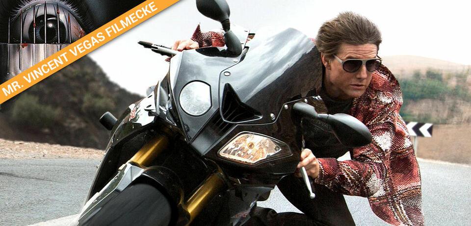 Mission: Impossible, aber Tom Cruise macht sie möglich