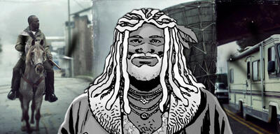 Erwarten uns Ezekiel, Shiva und das Kingdom in The Walking Dead Staffel 7?
