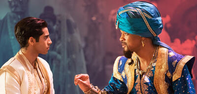 Disneys Aladdin: Will Smith als Dschinni