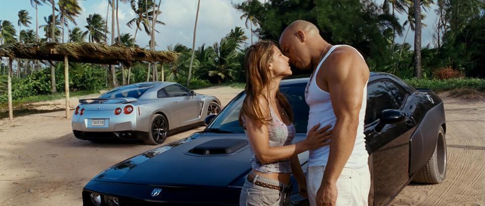Fast & Furious Five mit Vin Diesel und Elsa Pataky