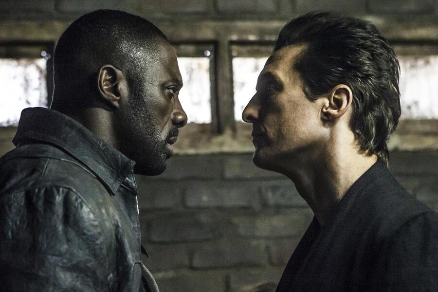 Der dunkle Turm mit Matthew McConaughey und Idris Elba