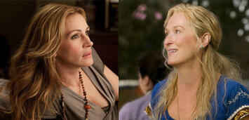 Bild zu:  Julia Roberts & Meryl Streep
