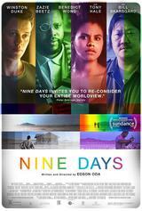 Nine Days - Poster