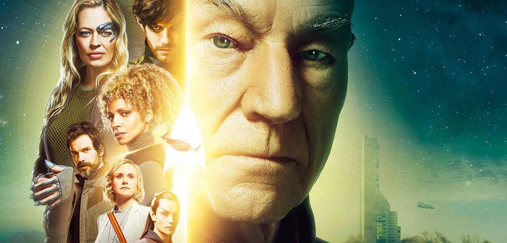 Star Trek: Picard wird noch einmal zum Borg in Vorschau auf Folge 6