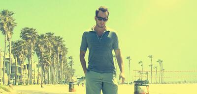 Darf fortan nur noch für sechs Episoden am Strand von Venice entlangwandern: Will Arnett in Flaked
