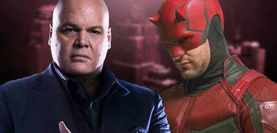 Der Kingpin und Daredevil