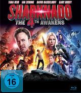 Sharknado 4: The 4th Awakens - Poster