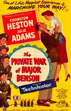 Der Privatkrieg des Major Benson