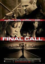 Final Call - Wenn er auflegt, muss sie sterben - Poster
