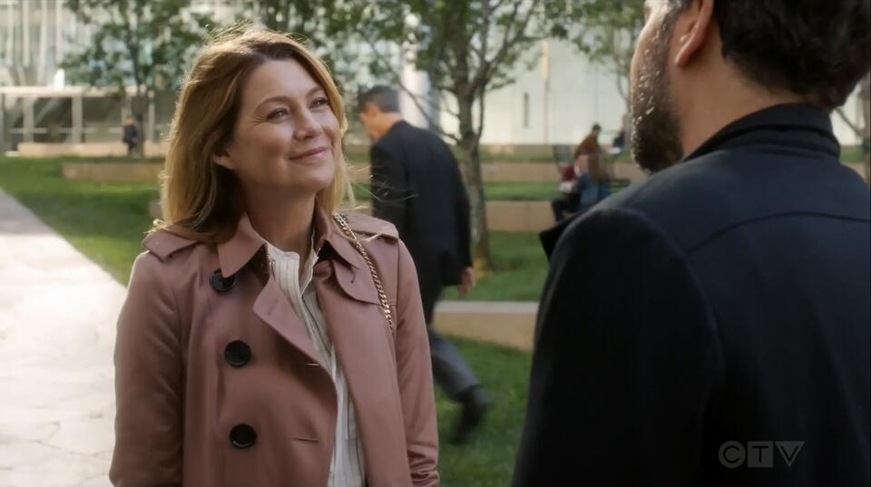 Grey's Anatomy - Staffel 15, Grey's Anatomy - Staffel 15 Episode 4 mit Josh Radnor und Ellen Pompeo