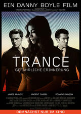 Trance - Gefährliche Erinnerung - Poster