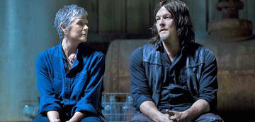 The Walking Dead: Carol und Daryl