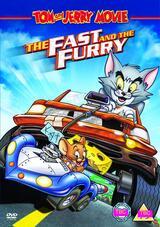 Tom & Jerry - Mit Vollgas um die Welt - Poster