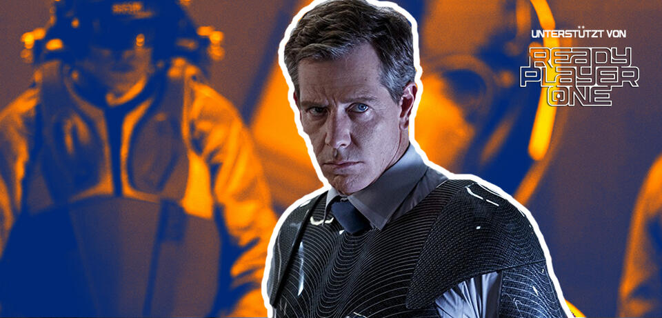 Ready Player One mit Ben Mendelsohn
