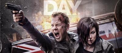 Jack Bauer und Chloe O'Brian