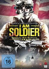 I Am Soldier - Special Air Service - Poster