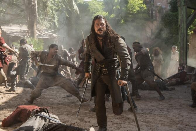 Black Sails Staffel 4 Deutsch