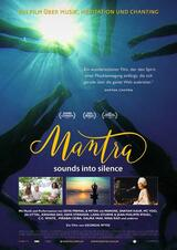 Mantra - Sounds into Silence - Poster