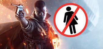 Keine Frauen für Battlefield 1?!