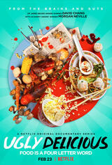 Ugly Delicious - Poster