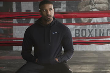 Creed II - MIchael B. Jordan als Adonis Creed