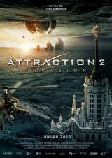 Attraction 2: Invasion - Poster