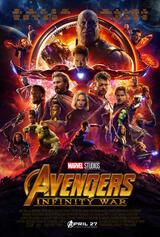 Avengers 3: Infinity War - Poster