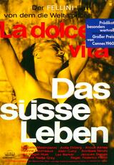 La dolce vita - Das süße Leben - Poster