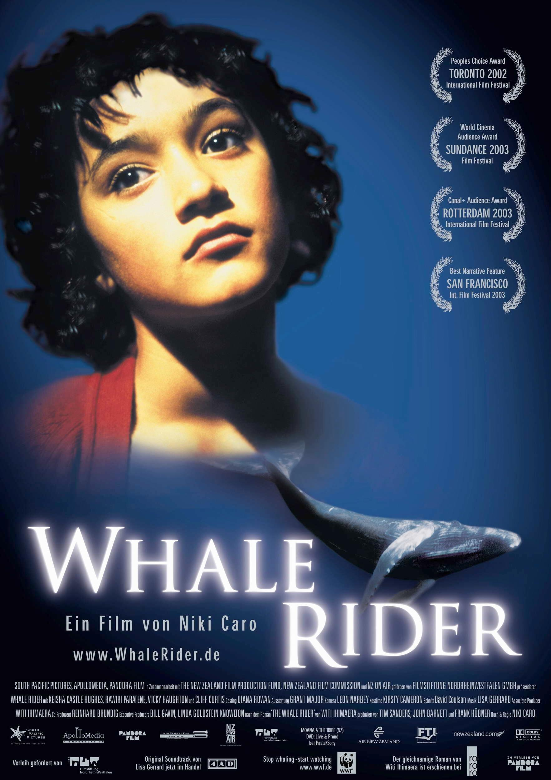 essay on whale rider the movie General summary: whale rider, one might say is a movie dealing with the acceptance of women and the rite of passage for a 12-year-old girl in the maori.