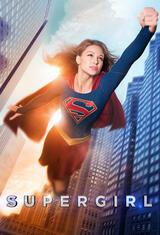 Supergirl - Staffel 1 - Poster
