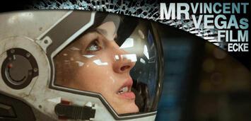 Bild zu:  In space, no one can hear you moan.