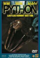 Python - Lautlos kommt der Tod - Poster