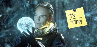 Prometheus - Dunkle Zeichen mitMichael Fassbender