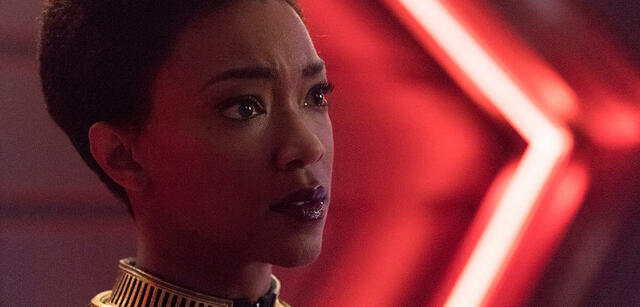 Star Trek: Discovery:Sonequa Martin-Green als Michael Burnham