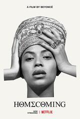 Homecoming - Ein Film von Beyoncé - Poster