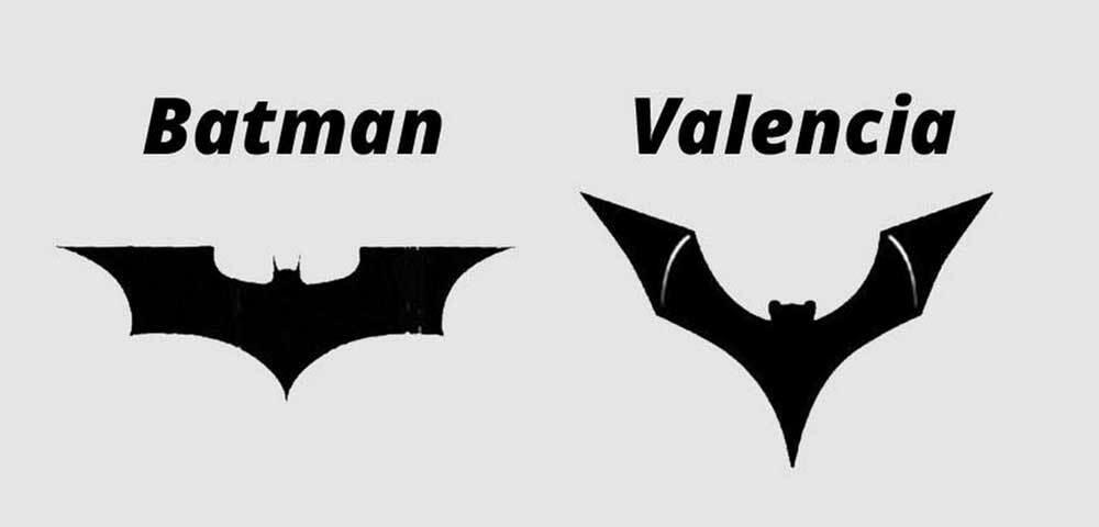 fc valencia  dc comics erheben einspruch gegen batman
