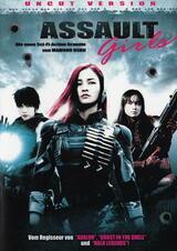 Assault Girls - Poster