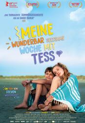Meine wunderbar seltsame Woche mit Tess Poster