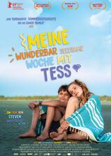 Meine wunderbar seltsame Woche mit Tess - Poster