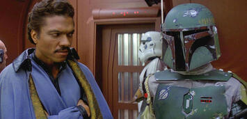 Bild zu:  Billy Dee Williams als Lando Calrissian