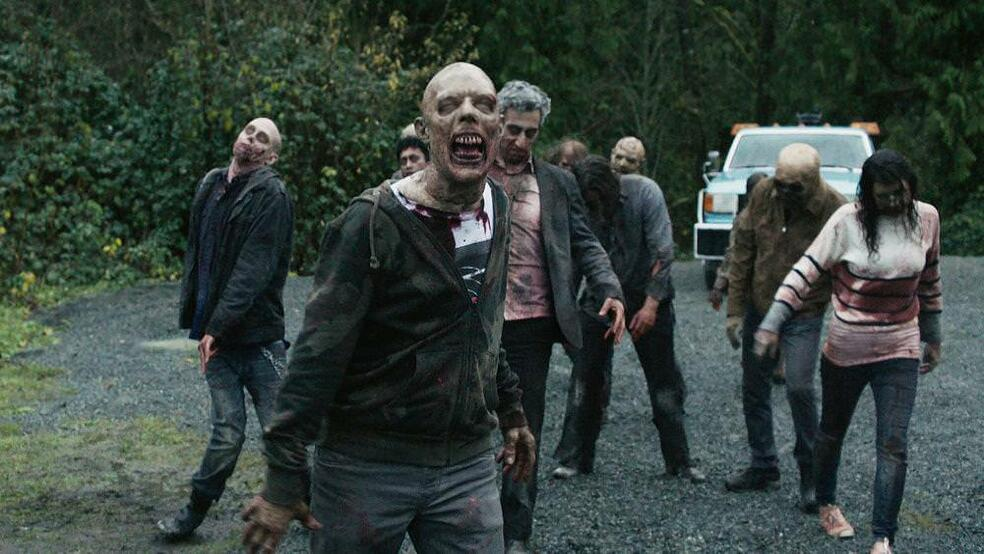 Day Of The Dead, Day Of The Dead - Staffel 1