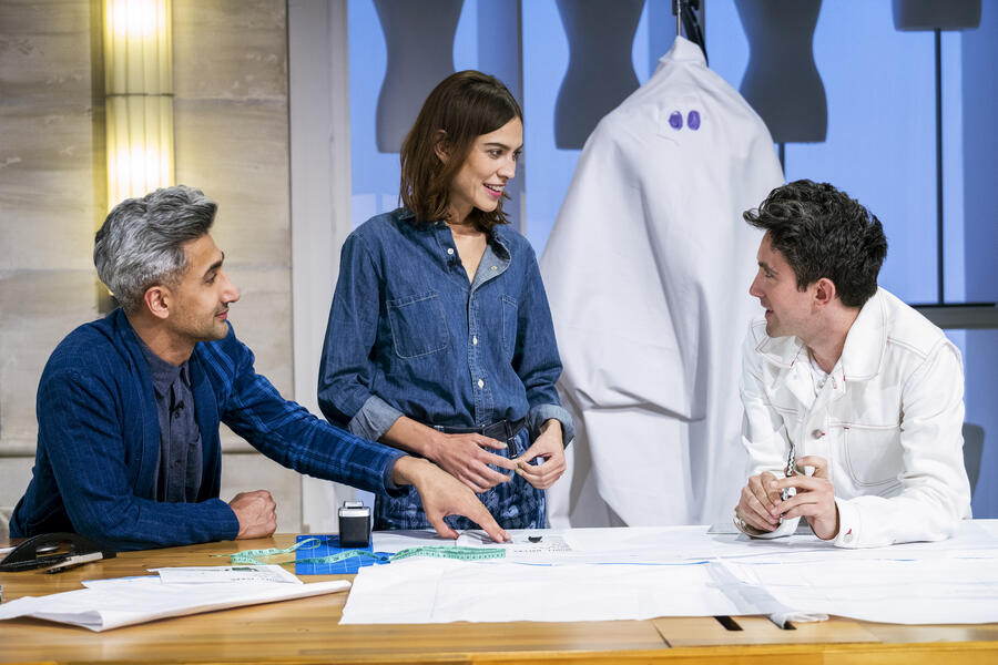 Next in Fashion, Next in Fashion - Staffel 1 mit Alexa Chung und Tan France