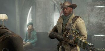 Bild zu:  Grüße von Fallout 4