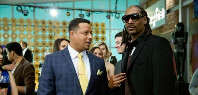 Terrence Howard und Snoop Dogg in Empire