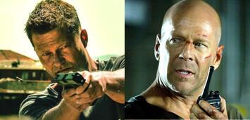 Bild zu:  Til Schweiger in Tschiller: Off Duty, Bruce Willis in Stirb langsam 4.0