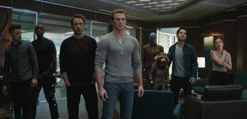 Die Avengers in Endgame