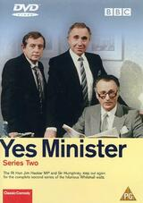Yes Minister - Poster